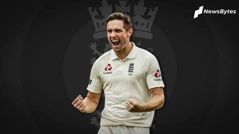 Interesting records held by Chris Woakes in Test cricket