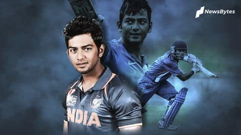 Here's how I freed myself while being locked-down: Unmukt Chand