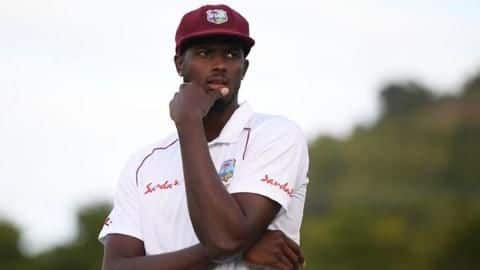 Racism should be treated the way doping is: Jason Holder