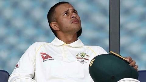 Usman Khawaja feels he is one of Australia's best batsmen