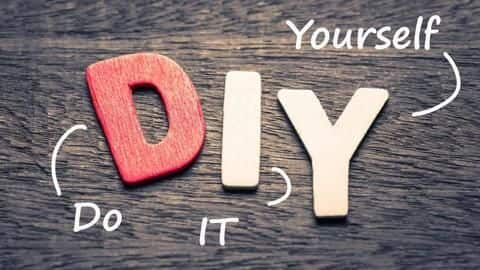 Five cool DIY projects you should try