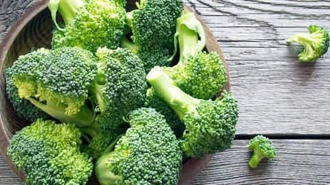 Here are some marvelous health benefits of broccoli