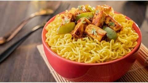 Try these variations with your regular Maggi noodles