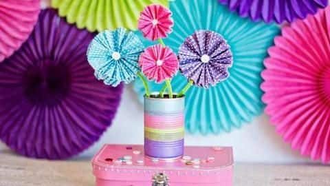 Five easy DIY craft ideas to keep your kids busy