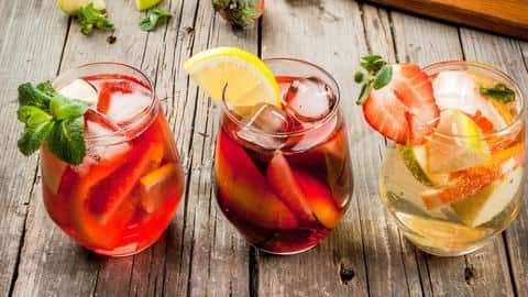 Five super cool summer drinks you should try