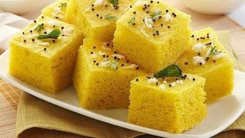 How to make authentic dhokla at home