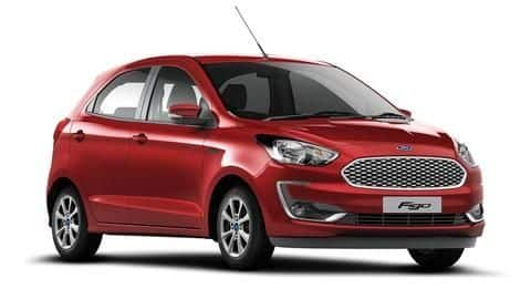 Ford Figo (petrol-automatic) set to launch by August-end