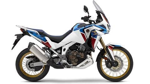 2020 Honda Africa Twin Adventure Sports' deliveries commence in India