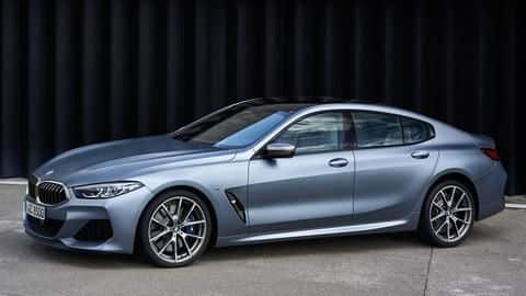 BMW 8-Series Gran Coupe, M8 to be launched today