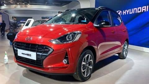 BS6 Hyundai GRAND i10 NIOS turbo-petrol delivers 20.3km/liter