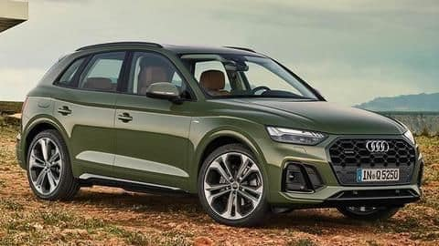 India-bound Audi Q5 (facelift) unveiled: Check what's new