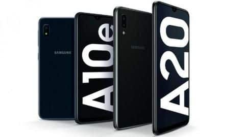 Verizon-locked Samsung Galaxy A10e and A20 receive Android 10 update