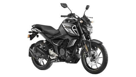 Yamaha FZS-FI Dark Knight edition launched at Rs. 1.08 lakh