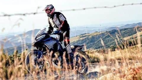 Ahead of launch, spy images of Ducati Multistrada V4 surface