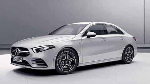 Mercedes A-Class Limousine India launch set for Q3 this year