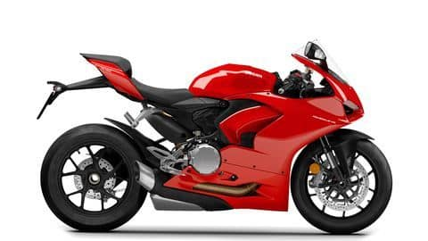 Ducati Panigale V2 to be launched in August-September