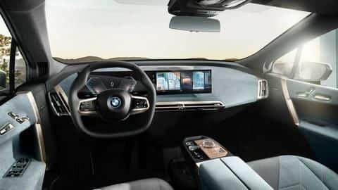 BMW announces all-new iDrive 8 infotainment system: Details here