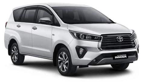 India-bound Toyota Innova Crysta (facelift) MPV launched in Indonesia