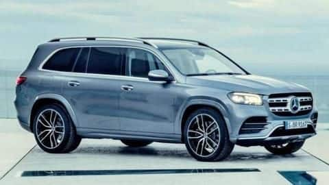 Next-generation Mercedes-Benz GLS to be launched on June 17