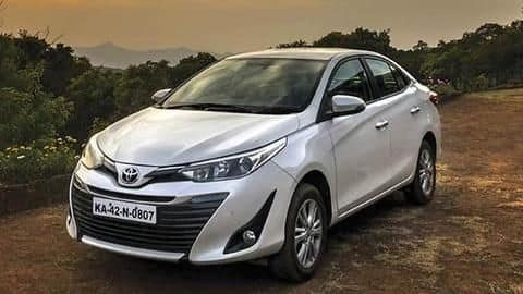 Toyota Yaris, Glanza available with benefits of upto Rs. 72,500