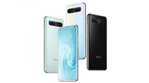 MEIZU 17-series gets support for 120Hz refresh rate via update