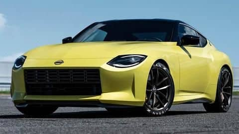 Nissan 400Z sports car to be unveiled on August 17