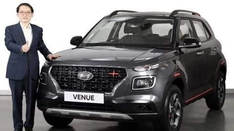Hyundai Venue, with iMT gearbox, launched at Rs. 10 lakh