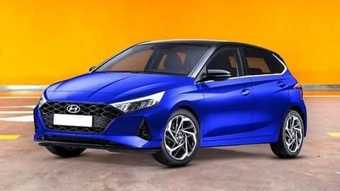 India-bound 2020 Hyundai i20 appears in public (undisguised)