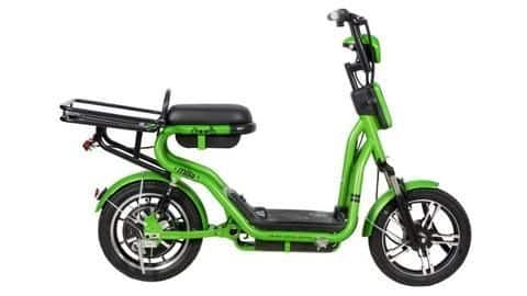Gemopai Miso mini electric scooter launched at Rs. 44,000