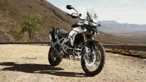 Triumph starts accepting pre-bookings for the Tiger 900 in India