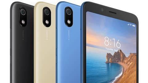 Xiaomi releases Android 10-based MIUI 11 update for Redmi 7A