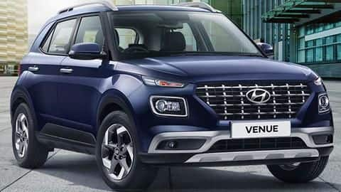 Hyundai Venue with new iMT gearbox to launch this month