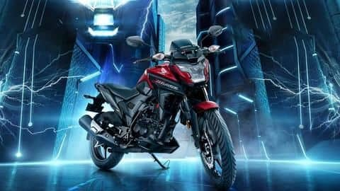 2020 BS6 Honda X-Blade 160 to be launched soon: Report
