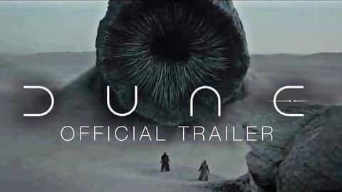 'Dune' trailer promises high-octane action and insight into planet Arrakis