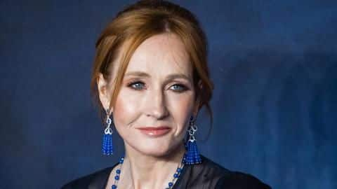 JK Rowling's book 'Troubled Blood' slammed for 'hurting' trans community
