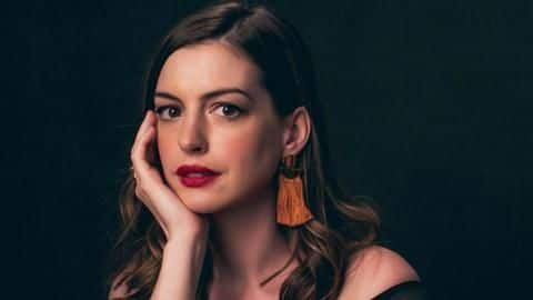 Anne Hathaway may sign a film with 'Peaky Blinders' creator