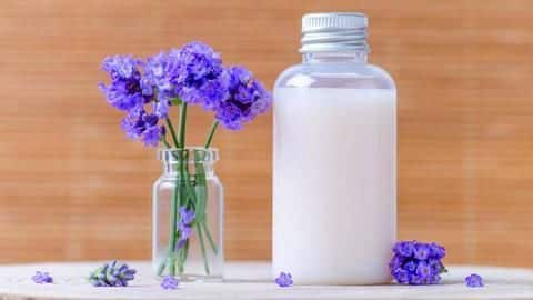Beauty tips: How to make chemical-free shampoo at home