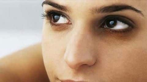 #HealthBytes: How to treat dark circles under the eyes