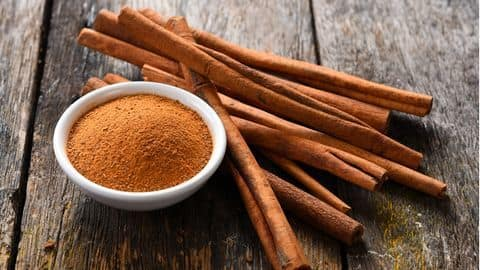 #HealthBytes: Reasons why cinnamon is considered an amazing spice