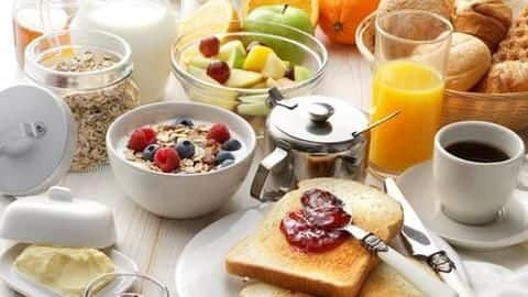 #HealthBytes: What makes your breakfast healthy?