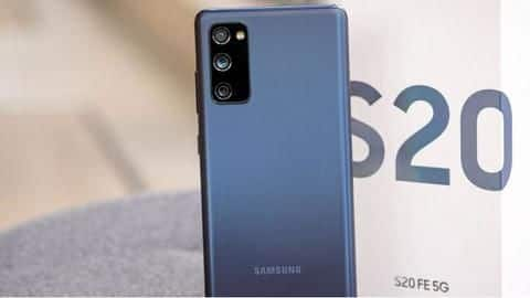 Samsung launches Galaxy S20 FE's 256GB variant at Rs. 54,000