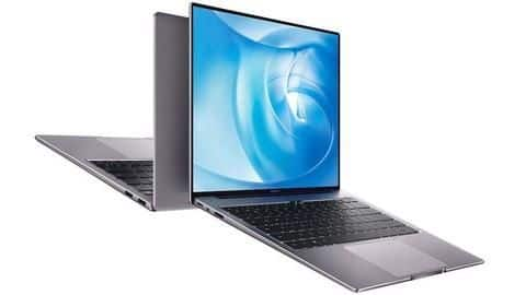 Huawei MateBook 14 (2020), with 2K touch display, launched