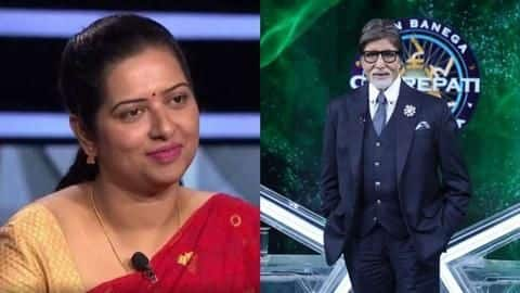 Runa Saha, first contestant to sit directly on 'KBC's hot-seat