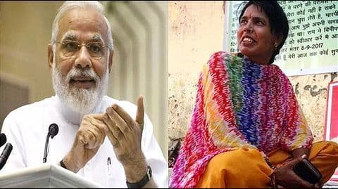 "Delhi: Jaipur woman launches ""indefinite strike"" to marry PM Modi!"