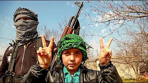 Endangered childhoods: Children recruited as executioners and suicide bombers