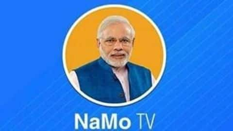 #NaMoTV: Live-coverage allowed; no pre-recorded content in election silence period