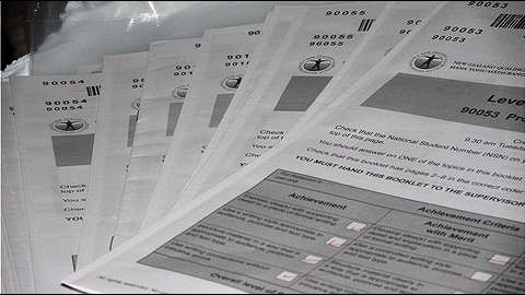 Question paper shortage delays exam by 2 hours!