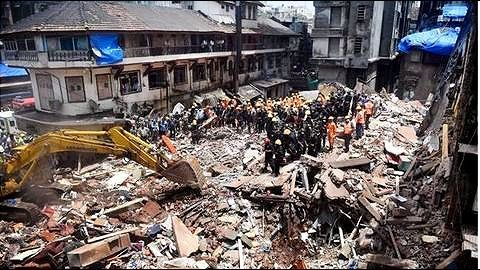 Bhendi Bazaar Collapse: How 21-year-old's call fetched rescue teams