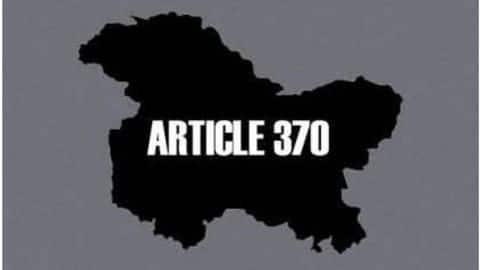 What is Article 370? Here's all you need to know