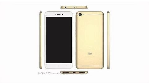 Xiaomi's Redmi Note 5A specifications, pictures leaked online!